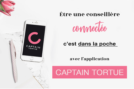 Application Captain Tortue